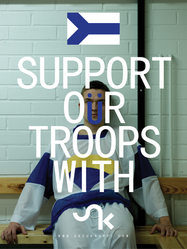 SUPPORT OUR TROOPS WITH SK